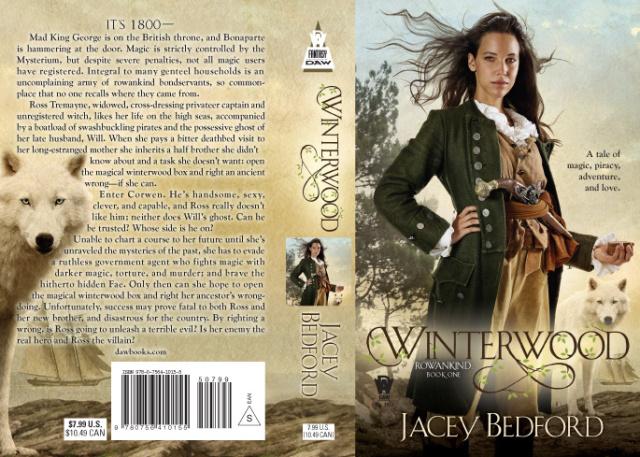 Jacey Bedford Winterwood