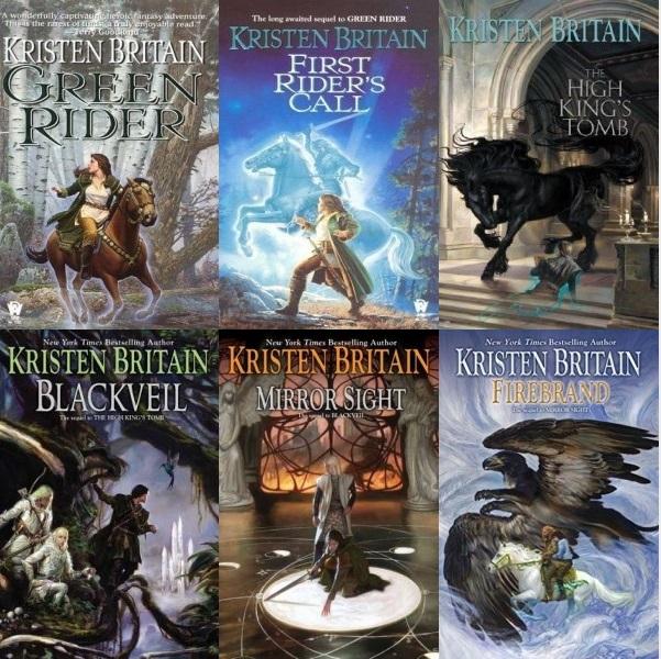 Kristen Britain Green Rider series