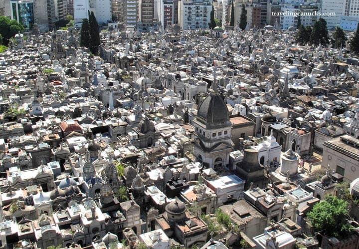 La Recoleta Cemetery 4-small