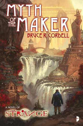 Myth of the Maker Bruce R Cordell-small