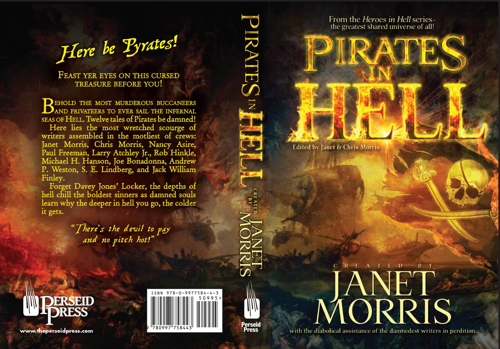 Black Gate » Search Results » Pirates in hell