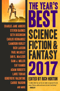 Rich Horton Years Best SF 2017-small