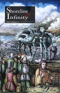 Shoreline of Infinity Magazine-rack