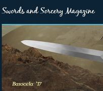 Swords and Sorcery magazine-rack