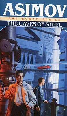 The Caves of Steel Bantam Spectra 1991