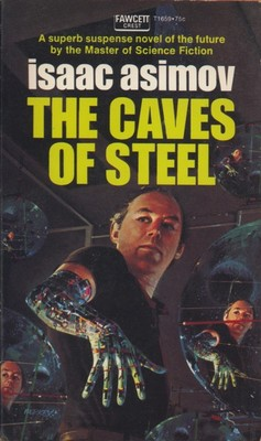 The Caves of Steel Fawcett 1972