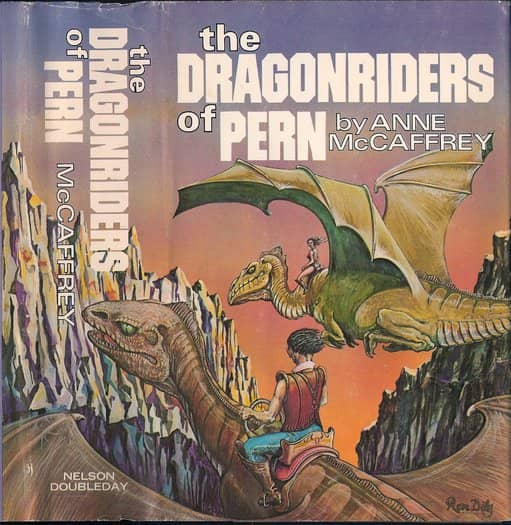 The Dragonriders of Pern omnibus-small