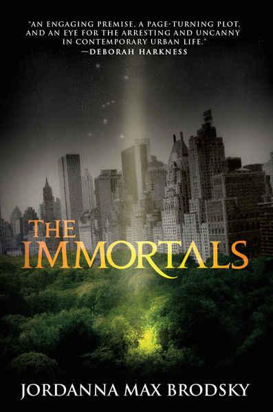The Immortals Jordanna Max Brodsky-small