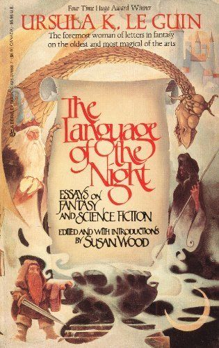 The Language of the Night Ursula LeGuin-small