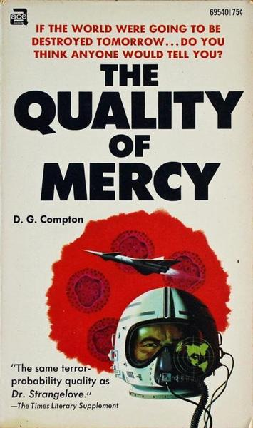 The Quality of Mercy DG Compton-small