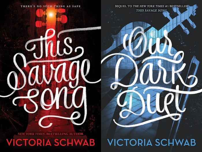 This Savage Song Victoria Schwab-small