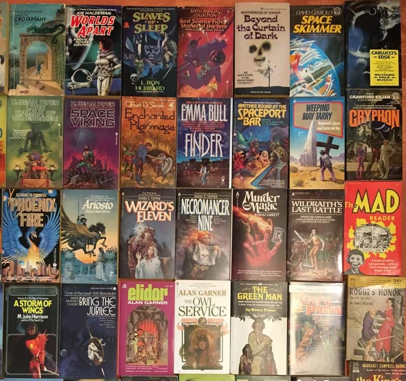 Windy City Pulp and Paper 2017 Science Fiction Paperbacks 4-small