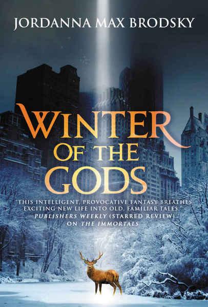 Winter of the Gods Jordanna Max Brodsky-small