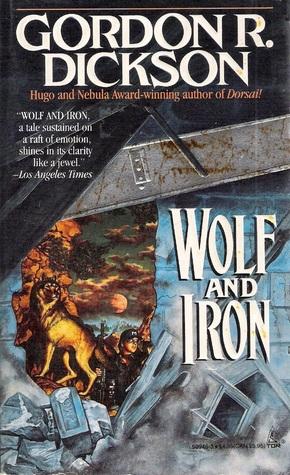 Wolf and Iron Gordon R Dickson-small