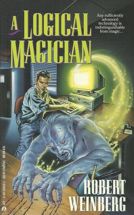 A Logical Magician Robert Weinberg-small