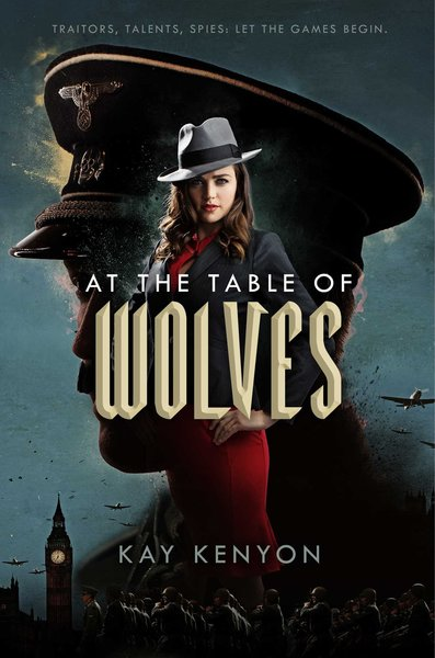 At the Table of Wolves-small