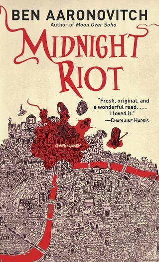 Ben Aaronovitch Midnight Riot-small