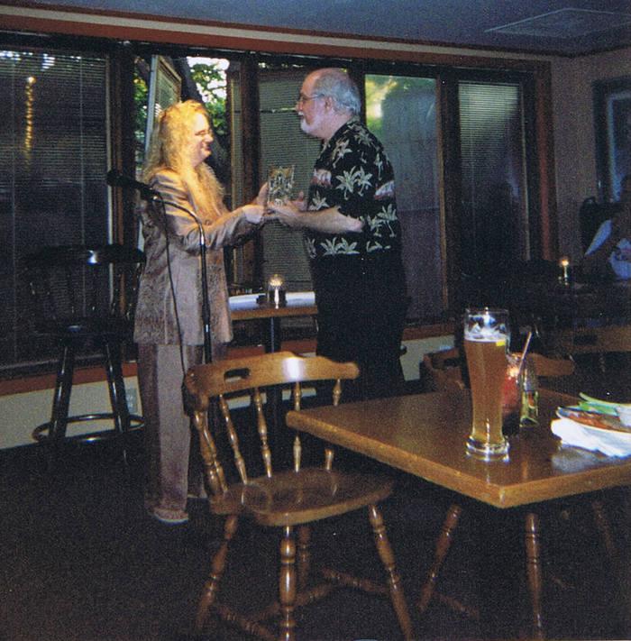 Bob Weinberg and Tina Jens 2-small