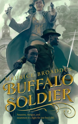 Buffalo Soldier Maurice Broaddus-small