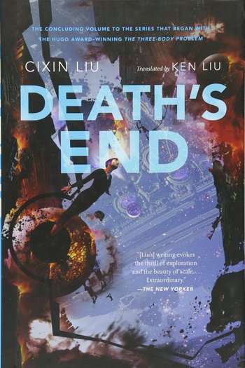 Death's End Cixin Liu-small