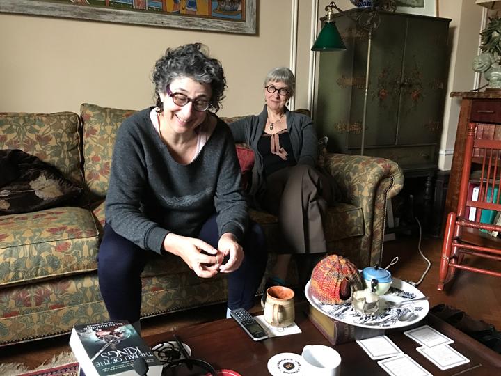 Ellen Kushner and Delia Sherman - Black Gate interview