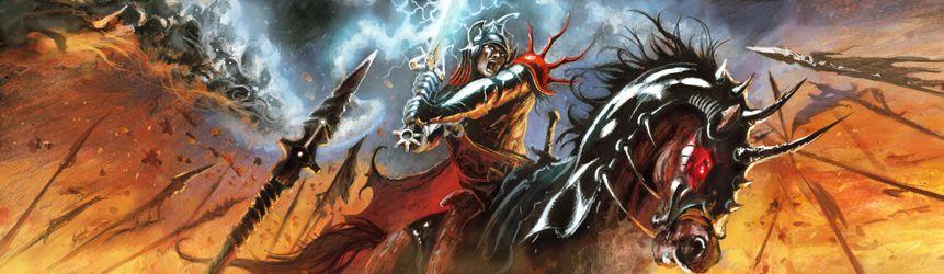 Final Battle Mariusz Gandel Heroic Fantasy Quarterly 16