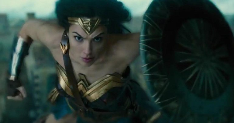Gal Gadot in action as Wonder Woman 3-small