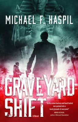 Graveyard Shift Michael F. Haspil-small