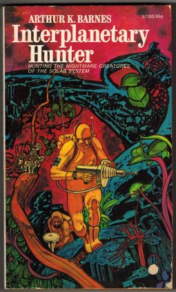 Interplanetary Hunter Barnes