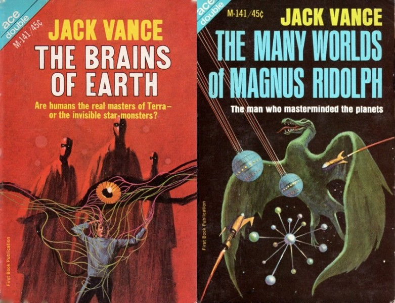 Jack Vance The Brains of Earth