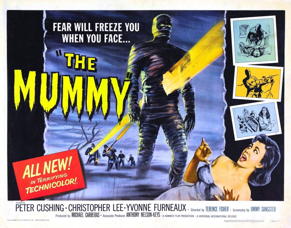 Mummy-1959-US-poster