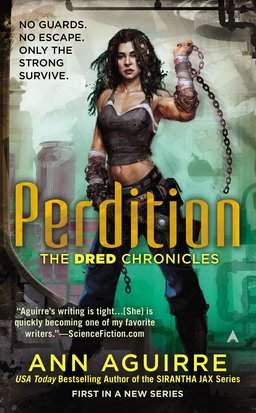 Perdition The Dred Chronicles-small