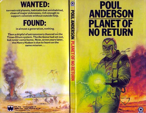 Poul Anderson Planet of No Return