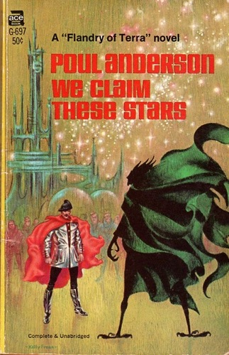 Poul Anderson We Claim These Stars-small