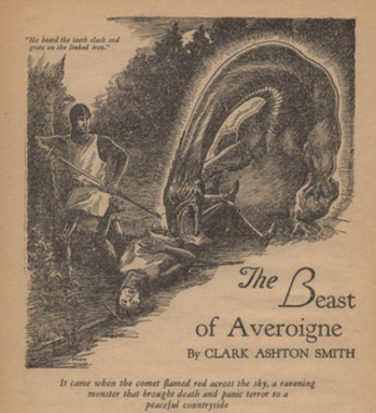 The Beast of Averoigne-small