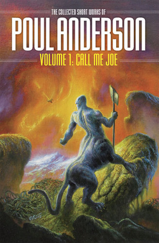 The Collected Poul Anderson 1 Call Me Joe-small