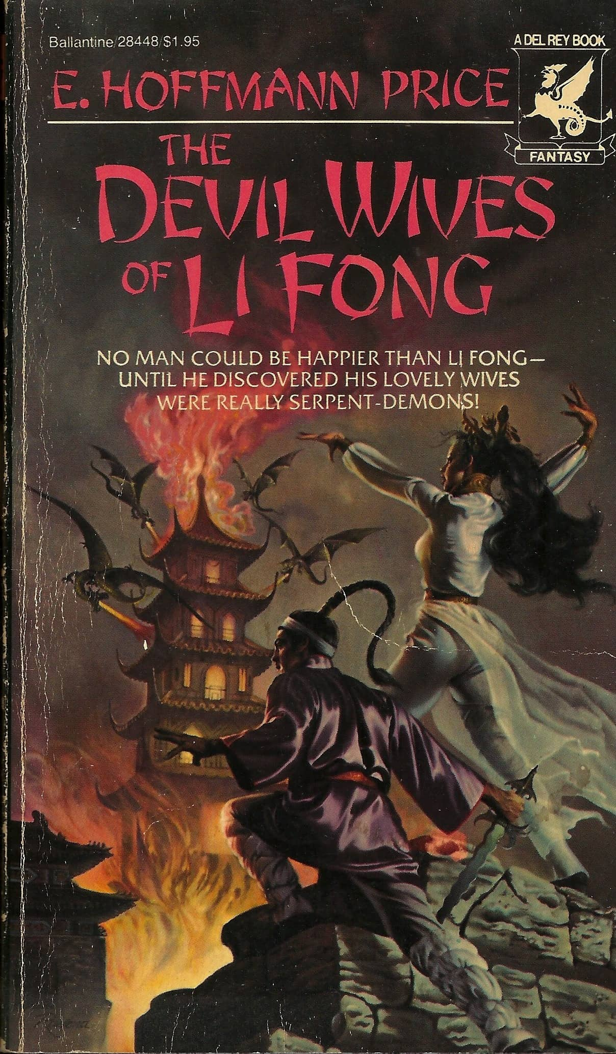 Black gate articles vintage treasures the pulp fantasies of e the devil wives of li fong small fandeluxe Image collections