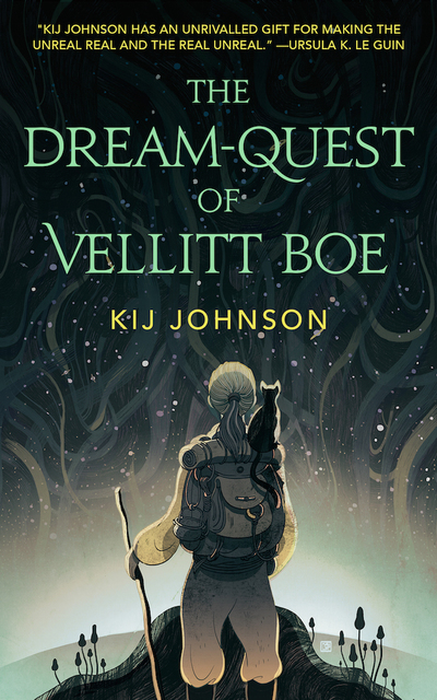 The Dream-Quest of Vellitt Boe-small
