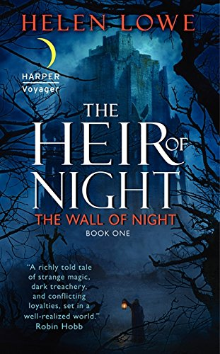 The Heir of Night-small