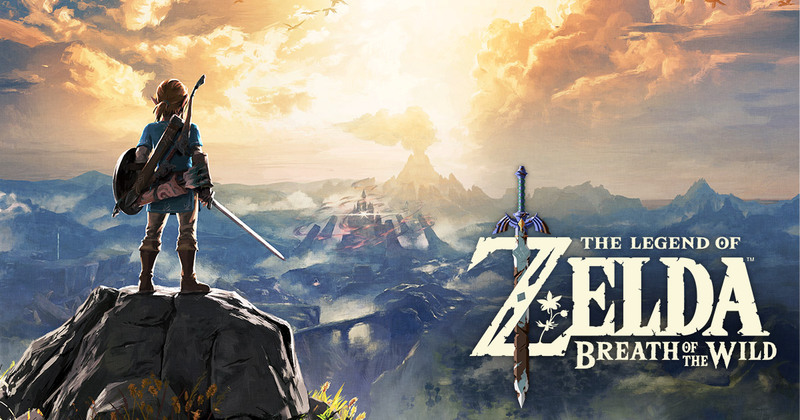 The Legend of Zelda Breath Of The Wild-banner-small