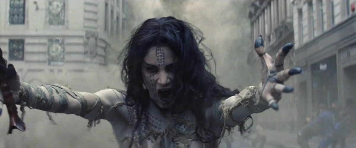 """Wallpaper The Mummy 2017 Movies Hd Movies 4142: Black Gate » Articles » Goth Chick News: """"Show Me The"""