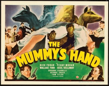 The-Mummys-Hand-Poster