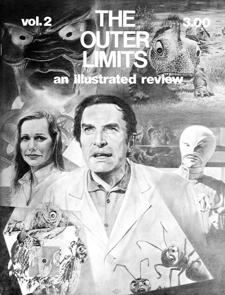 The Outer Limits An Illustrated Review-small