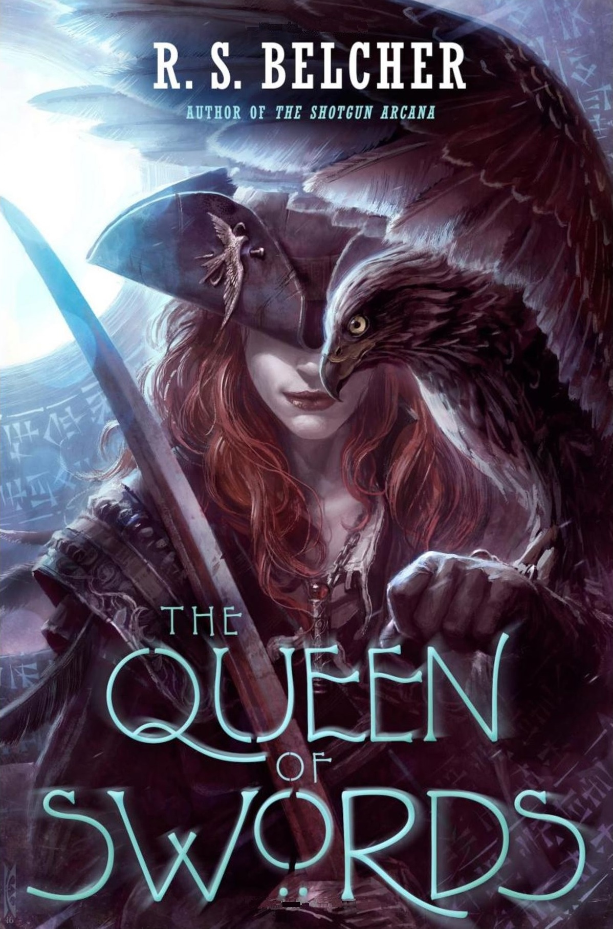 "Click Here To Order ""Queen Of Swords"" by R. S. Belcher!!!"