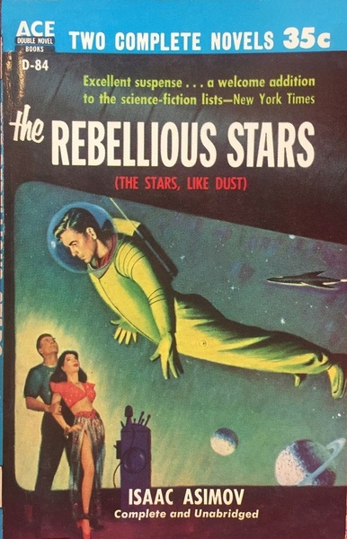 The Rebellious Stars Isaac Asimov-small