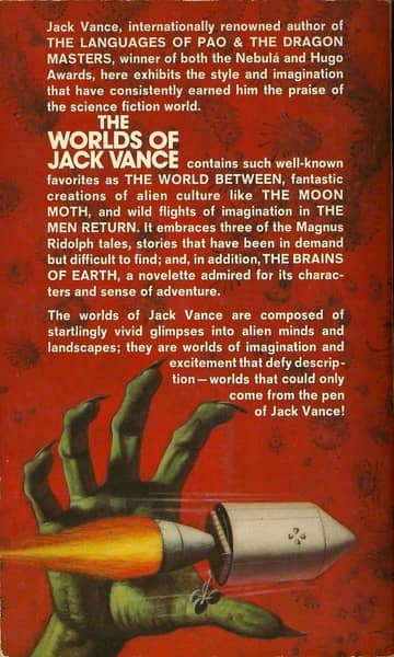 The Worlds of Jack Vance-back-small