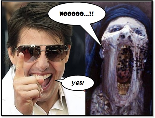 Tom Cruise meets The Mummy-small