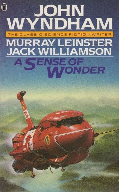 A Sense of Wonder John Wyndham-small