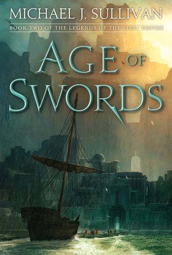 Age of Swords Michael J. Sullivan-small
