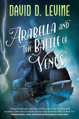 Arabella and the Battle of Venus-small